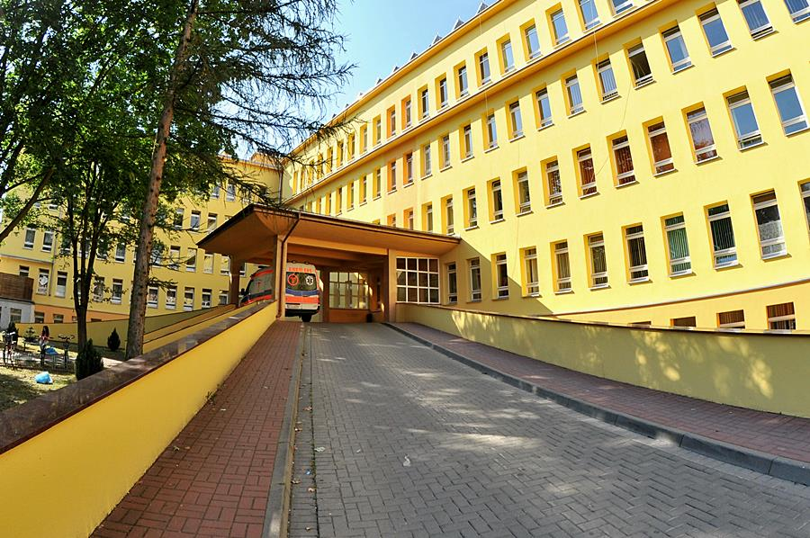 Wideo: 1,6 mln zł trafi do szpitala powiatowego z rezerw budżetowych państwa - foto: M. Derucki