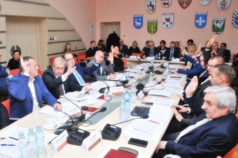 Turek: Sprawdź obecność swojemu radnemu. Obecności radnych na sesjach i komisjach w 2017 r. - foto: M. Derucki