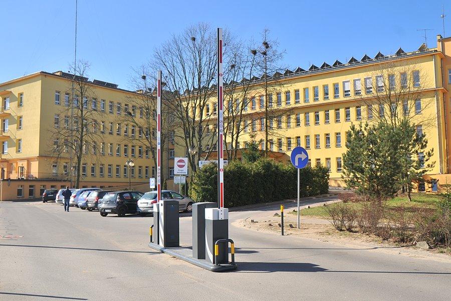 Lewym Okiem: O szpitalu raz jeszcze