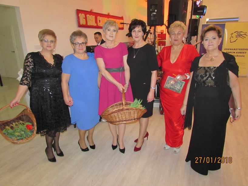 Tuliszków: Charytatywny bal na 100 par! Forum Kobiet wsparło Michałka - foto: Forum Kobiet w Tuliszkowie
