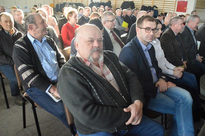 Brudzew: Forum Sołtysów Gmin Powiatu Tureckiego 2018 - foto: Arkadiusz Wszędybył
