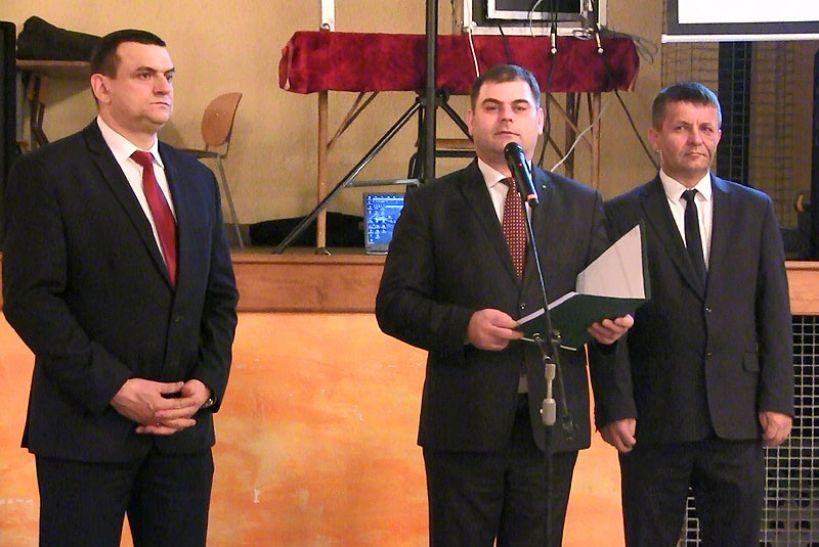 Wideo: Spotkanie Noworoczne PSL w Potworowie-Marcinowie