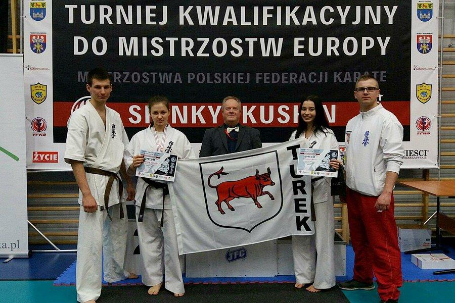 Karate: Słodko-gorzki smak po zawodach kwalifikacyjnych do Mistrzostw Europy