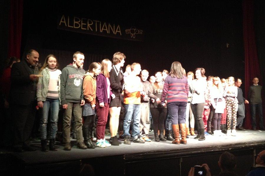 Makuszaki triumfują na Albertiana 2018