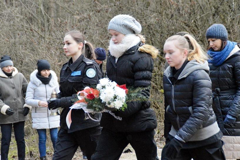 Czyste: Narodowy Dzień Pamięci Żołnierzy Wyklętych 2018 - foto: Arkadiusz Wszędybył