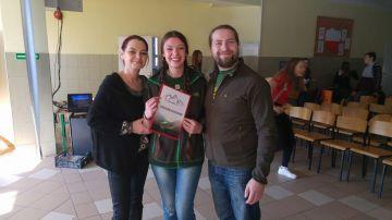 Słodków: Spotkanie z podróżnikami Ulą i Kubą z...