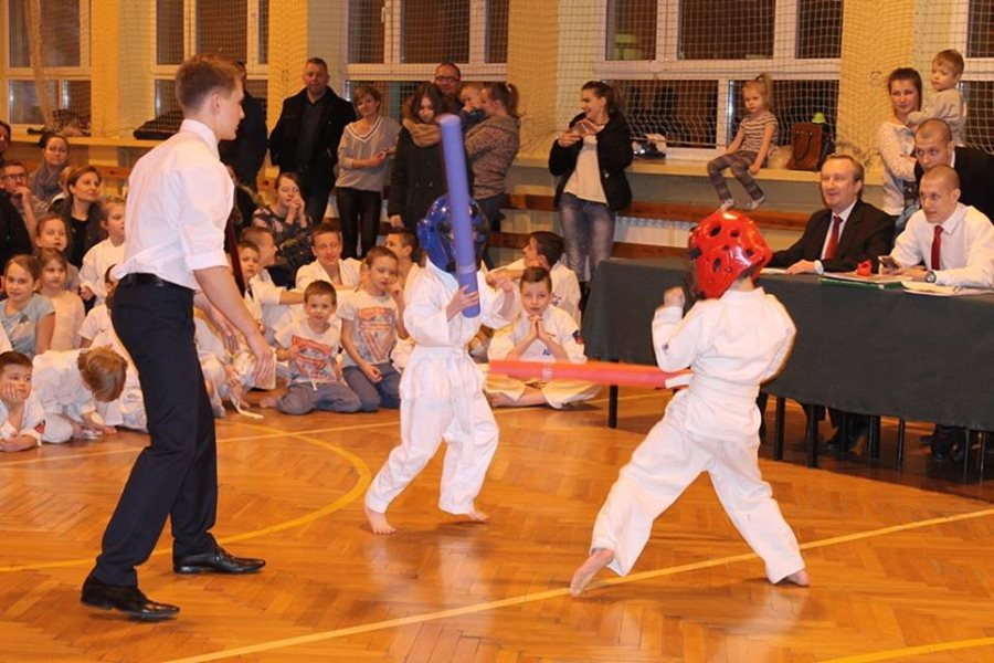 I Otwarte Mistrzostwa Miasta Turku Oyama Karate