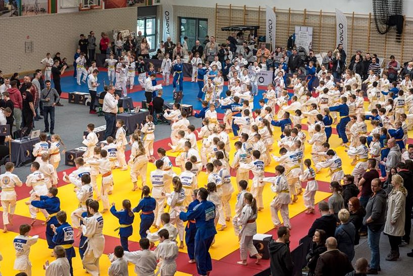 Judocy z Tuliszkowa na Super Lidze Judo