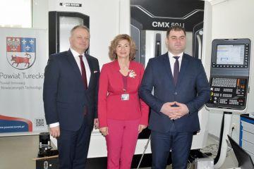 Wideo: Obrabiarki warte 1 116 000 zł trafiły do...