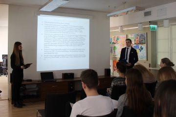 Licealiści kandydatami do Sejmu Dzieci i Młodzieży