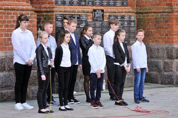 Uczcili pamięć ofiar zbrodni w Katyniu