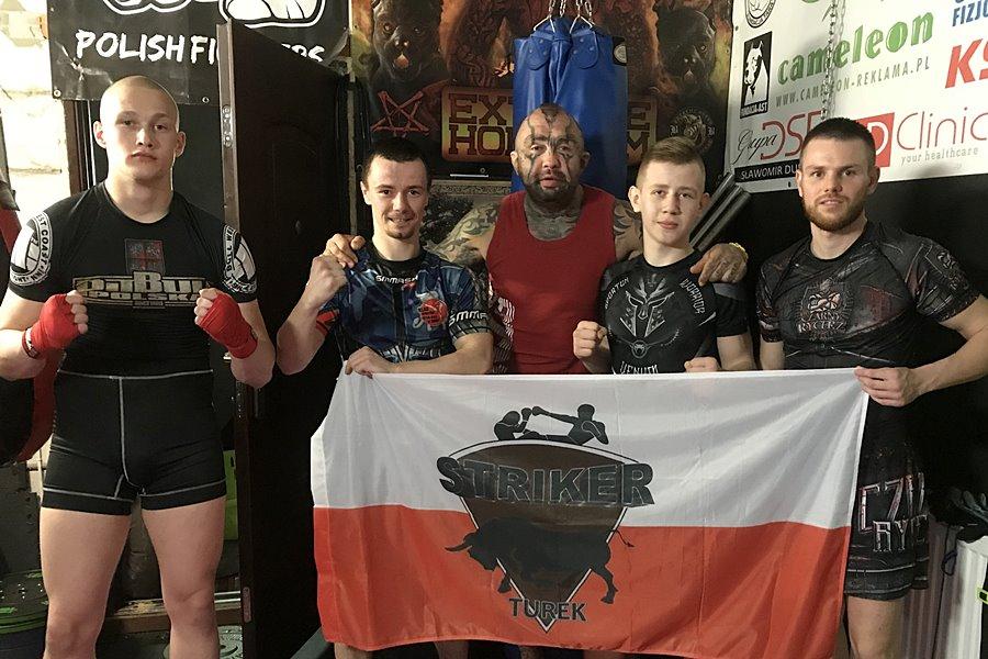 Kickboxing: Trening z Marcinem Różalskim