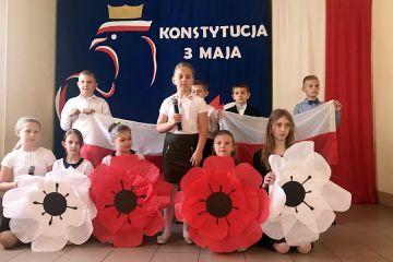 Cisew: Świętowali uchwalenie Konstytucji oraz...