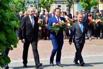 Władysławów: Modlitwą i rapem uczcili 3 Maja