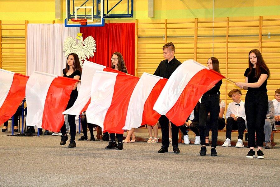 ZS-P w Dobrej: Obchody rocznicy uchwalenia Konstytucji 3 Maja - foto: materiał nadesłany