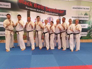 Karate: Zgrupowanie legend