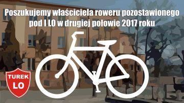 Czyj to rower? Jednoślad pozostał przy ILO, a...