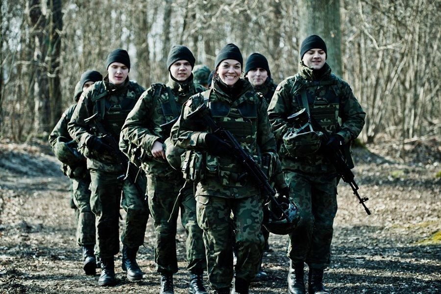 12. Wielkopolska Brygada Obrony Terytorialnej gościem ZST w Turku - foto: materiał nadesłany