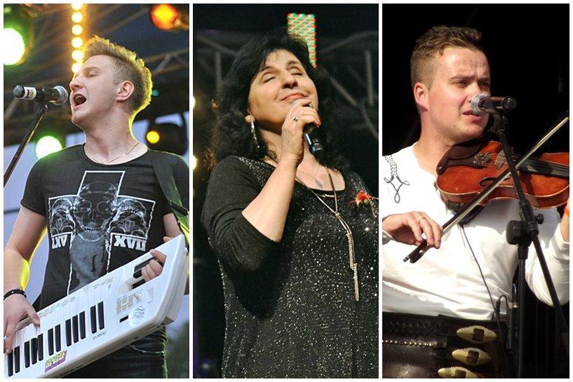XV Dni Malanowa: Piękni i Młodzi, Eleni oraz Future Folk - foto: MD, AW, Piotr Drabik (wikimedia.org)