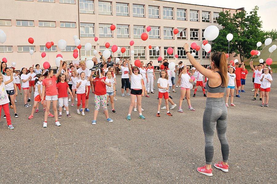 SP4: Stulecie Niepodległości na sportowo - foto: M. Derucki