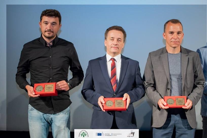 Wiśniewski i Sochacki nagrodzeni za propagowanie biegania