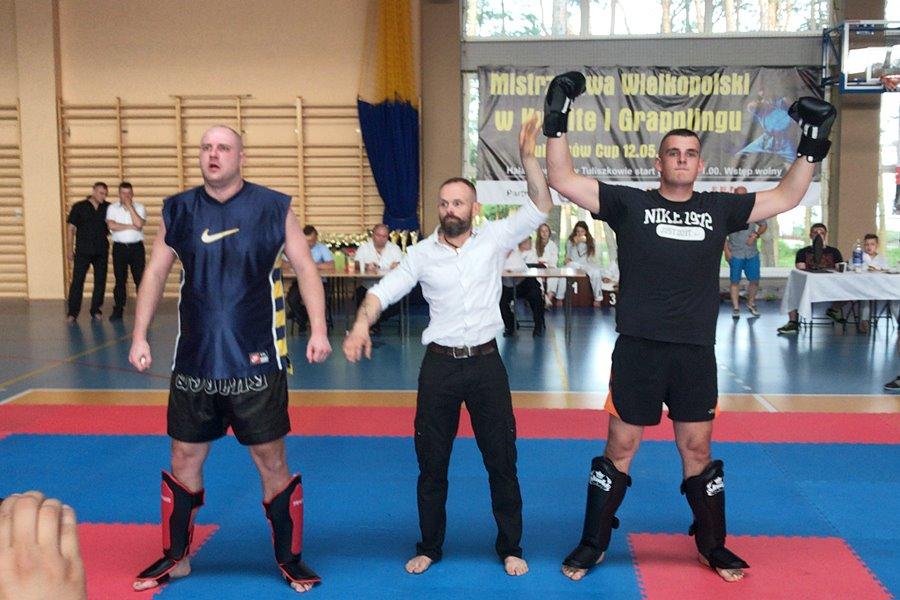 Striker Turek w trasie: Polish Fighter Kids Szczecin oraz Tuliszków CUP - foto: materiał nadesłany
