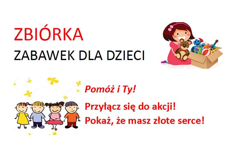 Wesprzyj zbiórkę zabawek. St. sierż. Maciej Męderski zaprasza do udziału
