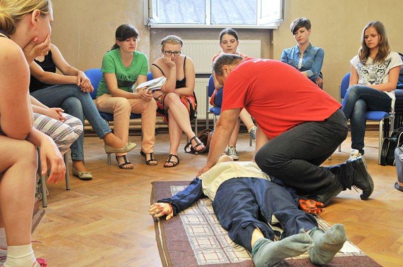 Zapisz się na bezpłatne szkolenie z pierwszej pomocy! - foto: M. Derucki