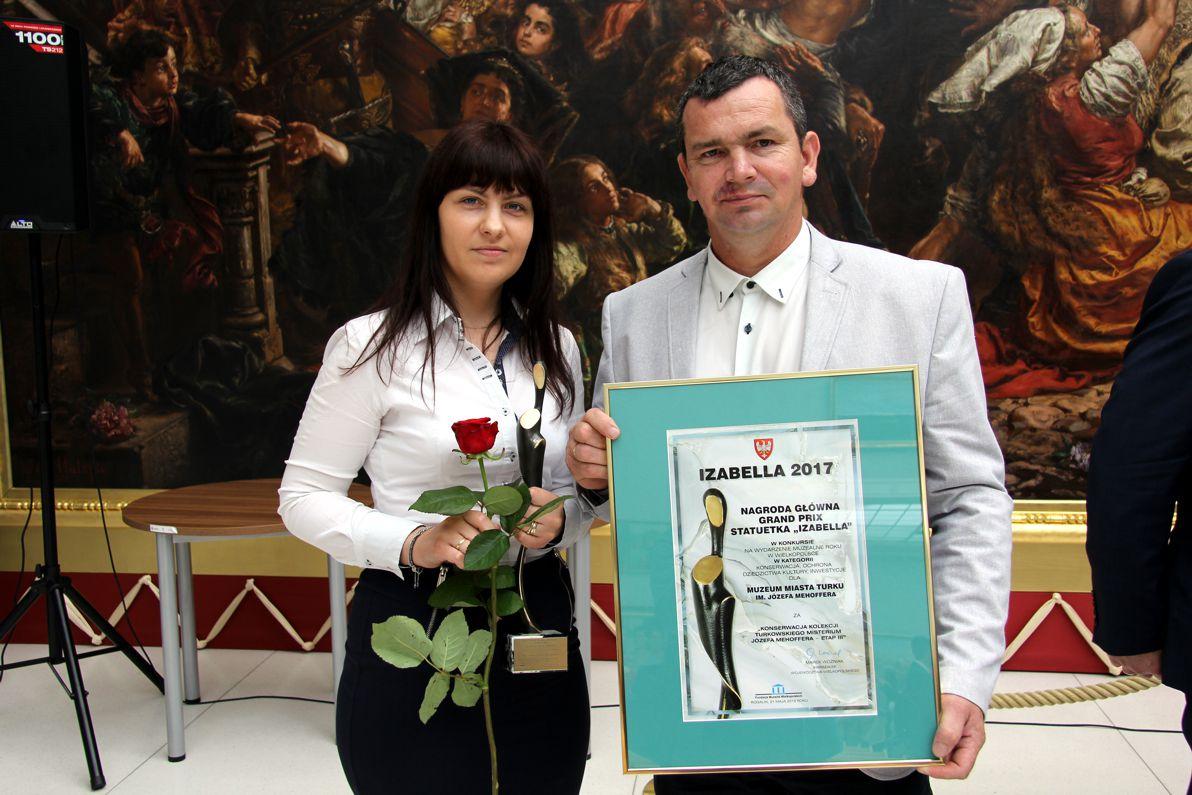Nagrodzili Muzeum Miasta Turku im. Józefa Mehoffera