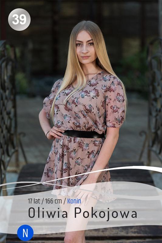 Agata Stodzierz z Brudzewa zostanie Wielkopolską Miss 2018? - foto: Kamil Hadyński