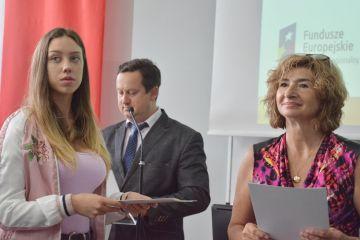 Nowe umiejętności i kompetencje uczniów ZST w...