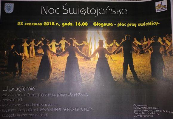 Noc Świętojańska - Głogowa 2018