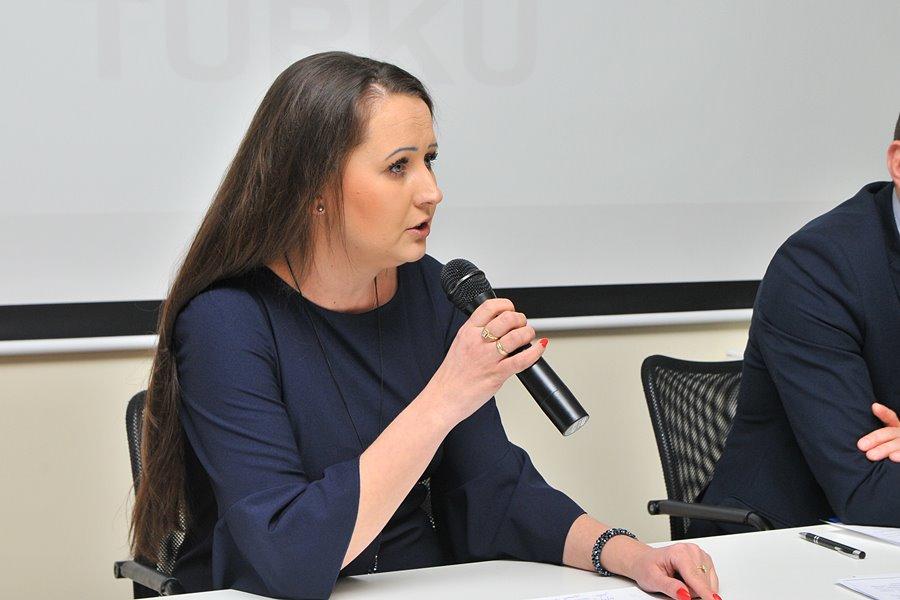 M. Kadrzyńska-Siwek: My pracujemy dla Mieszkańców, a Wy?