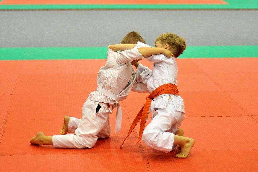 Trwa Amica Judo Cup - foto: M. Derucki