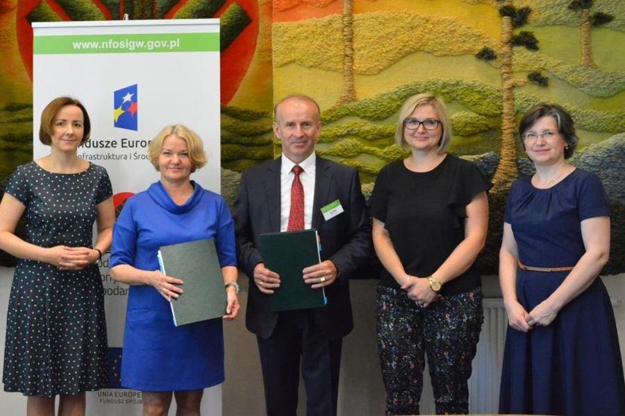 NFOŚiGW wesprze modernizacje oczyszczalni ścieków w Wielkopolsce - foto: materiał nadesłany