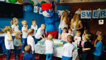 Turek: Dzień Smerfa i  urodziny Przedszkola...