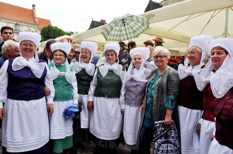 Malanów: Sukces Zespołu Tradycja na 52. Ogólnopolskim Festiwalu Kapel i Śpiewaków Ludowych  - foto: ckibp.malanow.pl