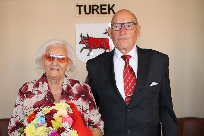 Turek: Małżonkowie z 65-letnim stażem