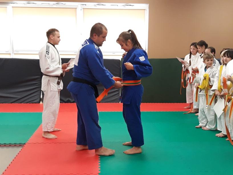 Tuliszków: IV Mistrzostwa Uczniowskiego Klubu Sportowego Judo