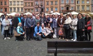 Władysławów: Seniorzy na wyżynach kultury