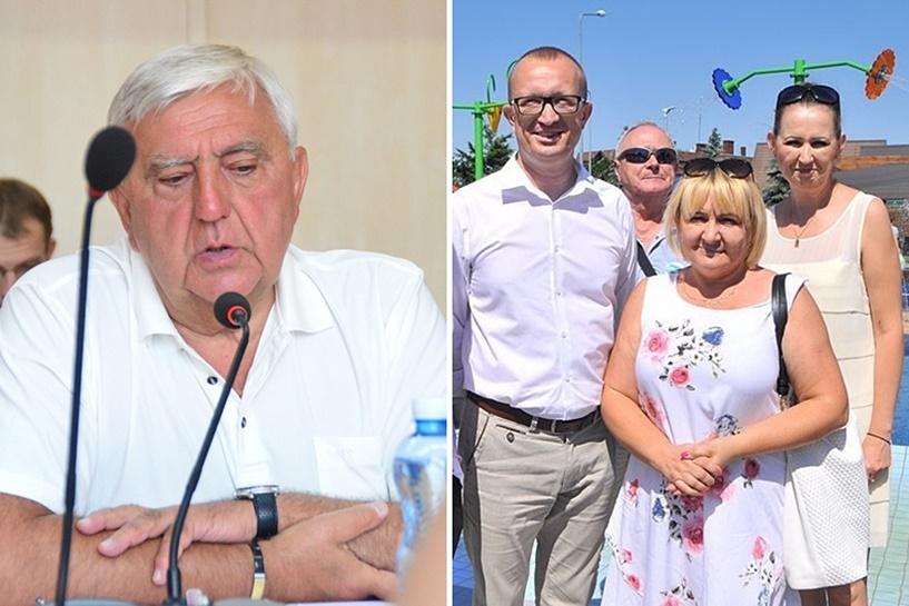 Marczewski zadrwił z Pacześnej, pytając o biedne dzieci i wodny plac zabaw