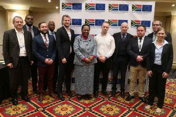 ZSR w Republice Południowej Afryki - rozmowy o...