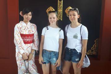 Tuliszków: Trenowały w Japonii. Natalia i Paula...