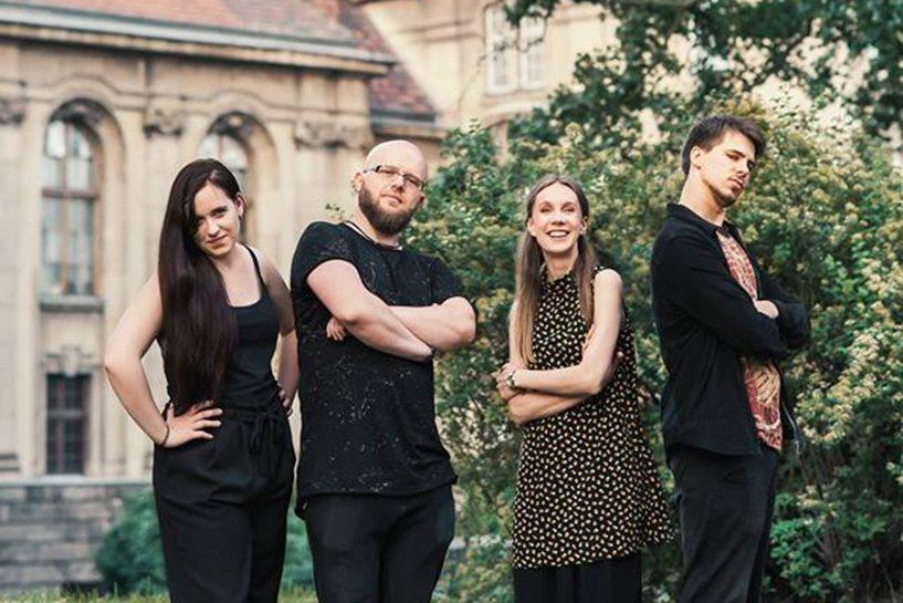 ALSA: Smutne Piosenki na rozpoczęcie festiwalu - foto: facebook.com/smutne.piosenki.poznan/