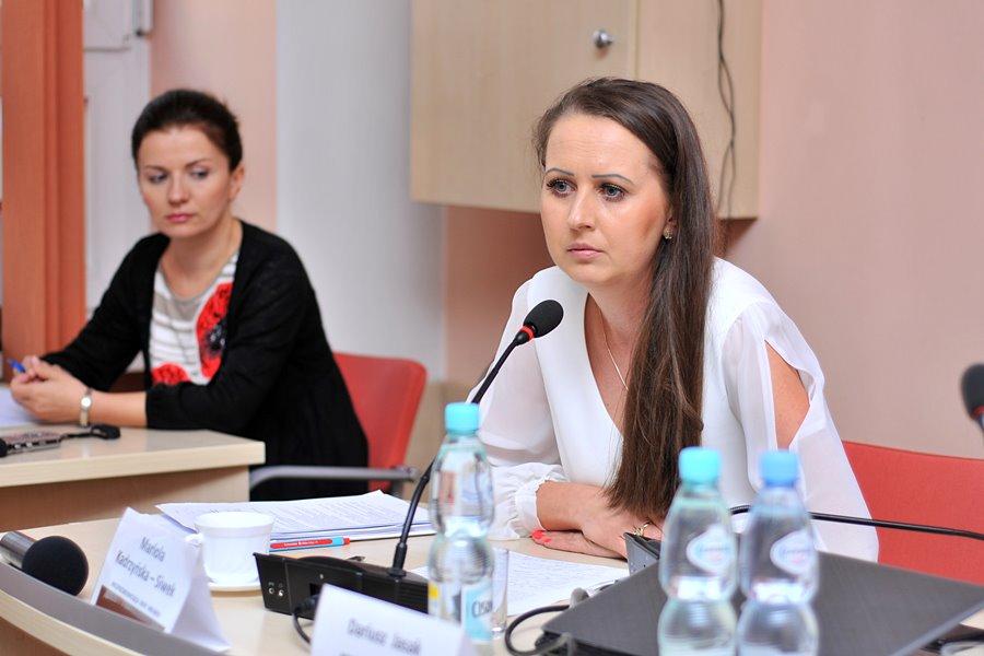 M. Kadrzyńska-Siwek: TS znów próbuje manipulować mieszkańcami