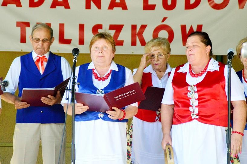 Tuliszków: XVII Biesiada na ludowo - foto: Arkadiusz Wszędybył