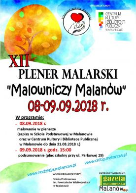 XII Plener Malarski