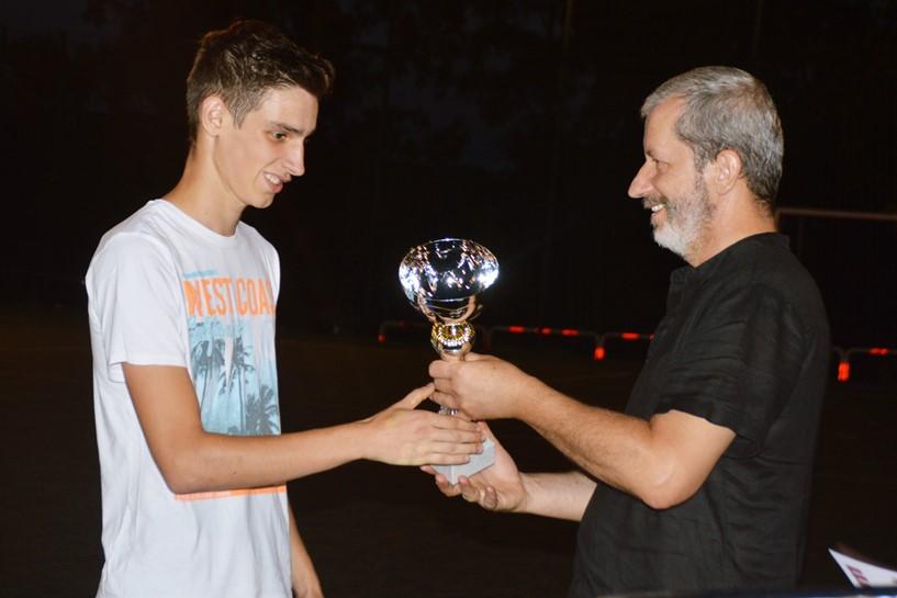 Malanów: PAJO Turek wygrało Wakacyjną Ligę! Czerwone Diabły musiały zadowolić się srebrem  - foto: Arkadiusz Wszędybył