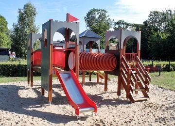 Turek: Dwa nowe place zabaw gotowe