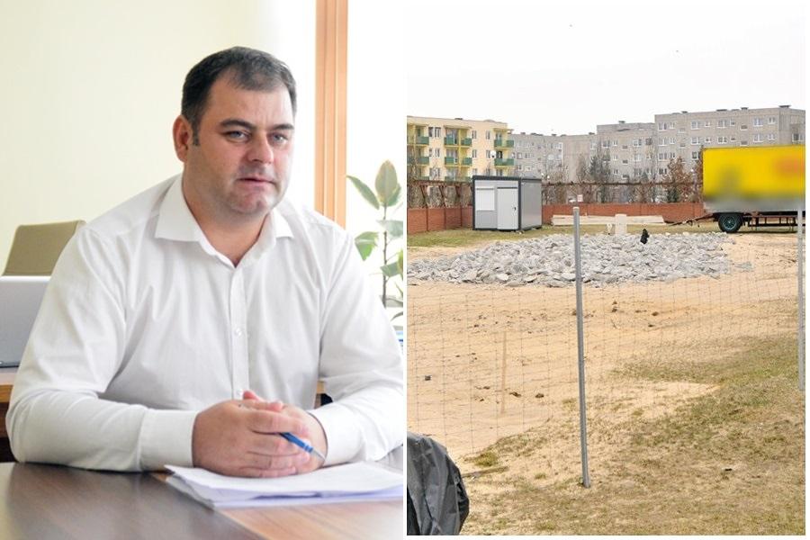 Seńko: Powiat ma wykonawców inwestycji, a w sprawie myjni to władze Turku dały inwestorowi więcej, niż sam chciał